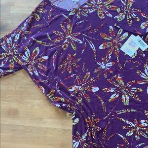 Lularoe Irma Top Size XL